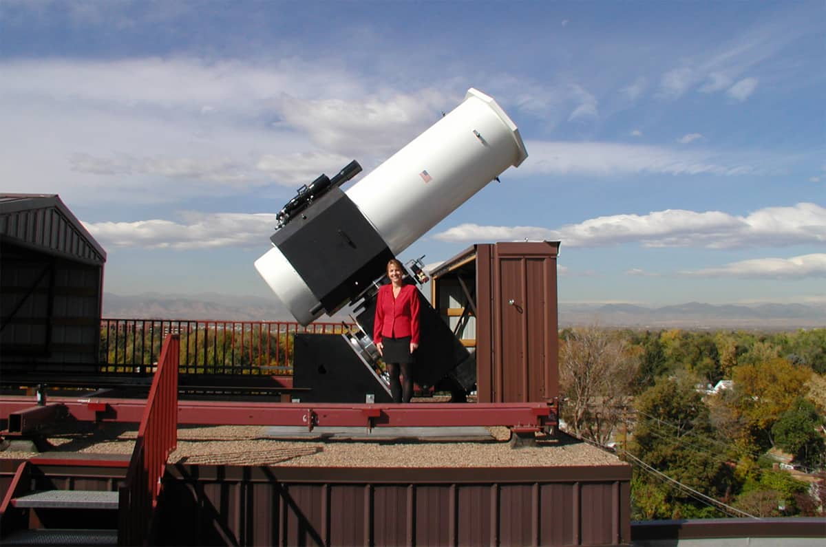 The Personal Remote Observatory